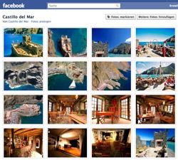 Fotogalerien auf Facebokk