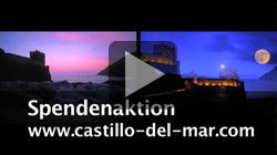 Spendenaufruf zur Rettung des Castillo del Mar